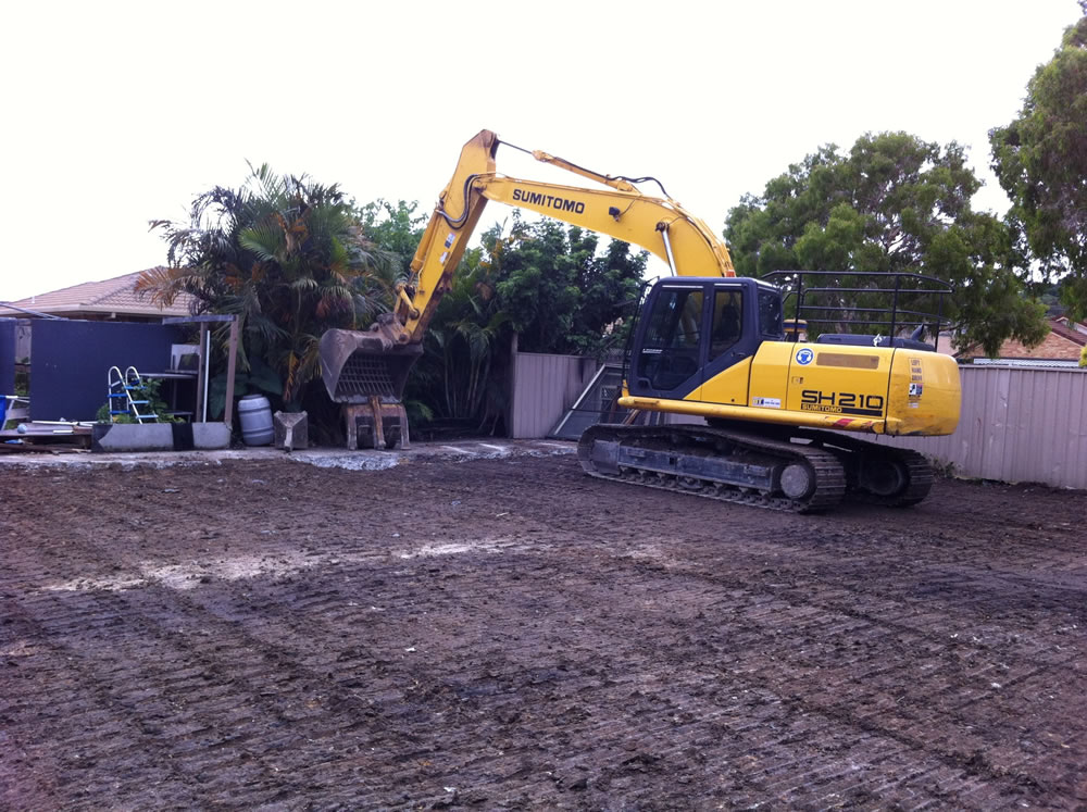 house and land clearing gold coast