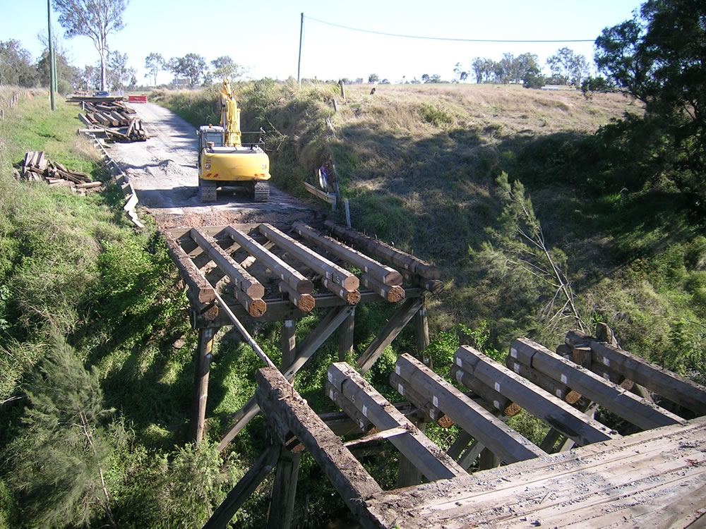 road bridge removal gold coast